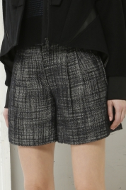 Tracy Pleated Shorts